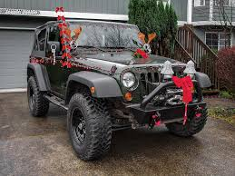 jeep christmas lights the world u0027s best photos of decorations and jeep flickr hive mind