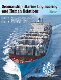 marine engineering books books cds board of examinations for seafarers trust