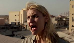 Claire Danes Cry Face Meme - claire danes defends her crying face on homeland video