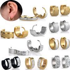 hoop huggie online get cheap unisex hoop huggie earrings aliexpress