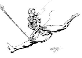 spider coloring pages funycoloring