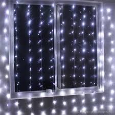 300 led window curtain icicle lights string light wedding