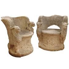 Stone Chair Chairs
