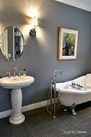 how to make a room feel big or small using paint colours