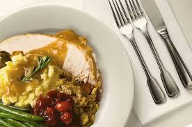 chicago steakhouses serve up thanksgiving dinner diningchicago