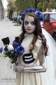 Corpse Bride Costume Corpse Bride Costume Halloween Makeup Emily From Tim Burton