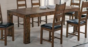 coaster murillo dining table rustic honey 106001 at homelement com