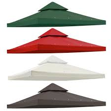First Up Replacement Canopy by 12 U0027x12 U0027 Replacement Canopy Top Patio Pavilion Gazebo Sunshade
