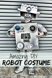 Robot Costume Halloween 17 Images Robot