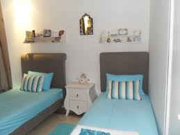 chambre fille et taupe chambre moderne blanche