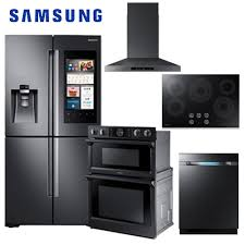 Kitchen Appliances Packages - kitchen samsung built in appliance package with t type 4 door