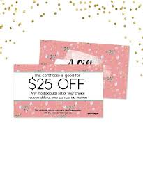 gift cards for business 25 gift certificate a set business card size gift
