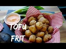 cuisine philippe tofu frit la cuisine de jean philippe recette