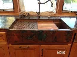 Drop In Farmhouse Kitchen Sink Amazing Drop In Farmhouse Kitchen Sinks Copper Farmhouse Sinks