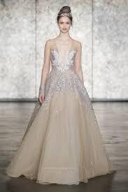 color wedding dresses 20 chagne wedding dresses for the who wants subtle color