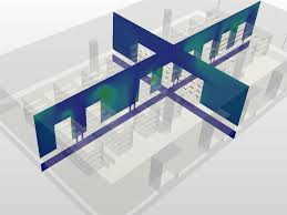 hvac simulation software in the cloud with simscale
