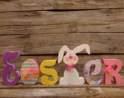 easter decorations on sale easter decor etsy
