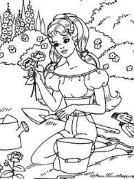 barbie coloring sheets print free barbie coloring pages