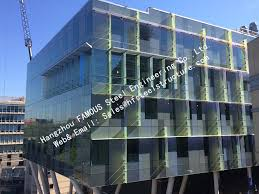 pv electric glass solar modules component photovoltaic facade curtain