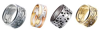 fusion wedding band an untraditional wedding ring for a secret wedding