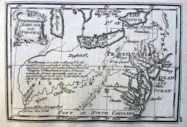 Map Of Southwest Virginia by 1755 To 1759 Pennsylvania Maps