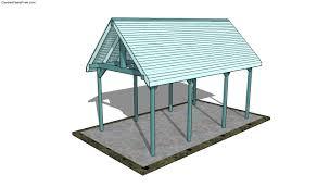 backyard pavilions plans home outdoor decoration
