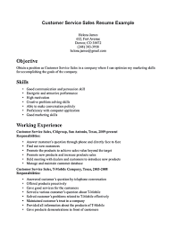Samples Of Great Resumes by Example Great Resume