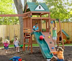 kids u0027 backyard play area traditional kids charlotte by