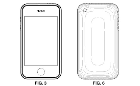 design iphone apple awarded design patents for slide to unlock and original