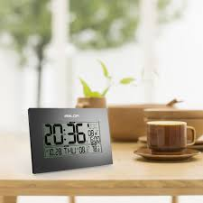 desk clocks modern aliexpress com buy baldr stylish modern office tabletop clock