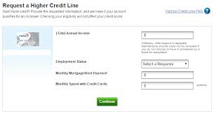 how to ask your credit card to increase your credit limit wallet