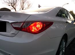 Hyundai Sonata 2011 2014 Tail Light Installation Youtube