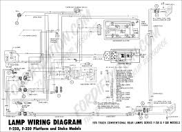 ford truck technical drawings and schematics section h wiring
