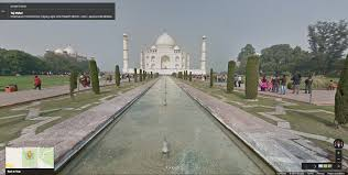 India Google Maps by You Can Now Explore India U0027s Taj Mahal On Google Street View
