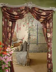 curtain rods curved shower diameter pieces decorlinen com