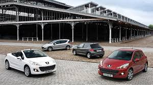 Peugeot 207 Gti Thp 175 Restyled In Red White N Black Wallpaper