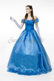 buy cinderella cosplay costume luxury queen princess for