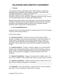 free non disclosure agreement template uk trade contract template pharmaceutical assistant cover letter delaware non compete agreement template eforms free fillable forms delaware non compete agreement template 791x1024 delaware