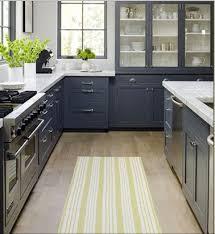 cuisine gris anthracite cuisine gris anthracite cusiniere inox avec tapis jaune