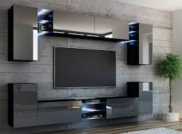 wohnzimmer g nstig kaufen beeindruckend moderne schrankwand wohnwand fürs wohnzimmer vom