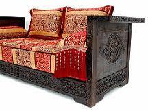 Moroccan Sofa Arabian Nights Pinterest Living Room Sets - Moroccan living room set