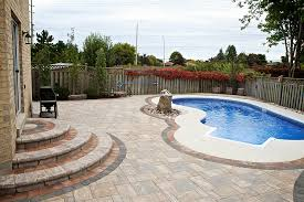 Backyard Pool Landscape Ideas Collection In Backyard Pool Landscape Ideas Small Backyard Pool