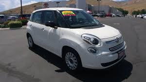 used 2014 fiat 500l pop carson city nv campagni auto group