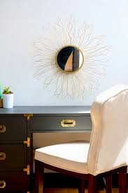 Anthropologie Desk Accessories by Look For Less Anthropologie Inspired Starburst Mirror Blitsy