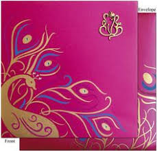 Indian Wedding Invitation Scrolled Wedding Invitations Something Special To Announce Your