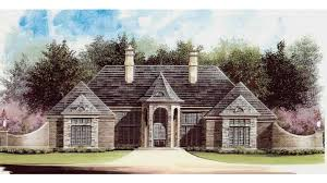 chateau home plans home plan homepw00209 2275 square 3 bedroom 3 bathroom
