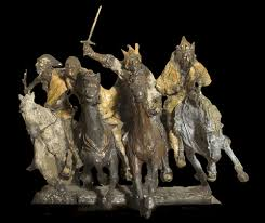 galerie zuger santa fe u2022 gib singleton four horsemen of the