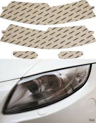 mustang headlight covers ford mustang gt 99 04 tint headlight covers
