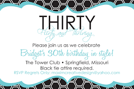 create 30th birthday invitations ideas u2014 all invitations ideas