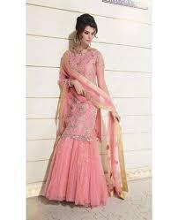 designer dress buy zoya designer baby pink wedding dress 12001 shopping